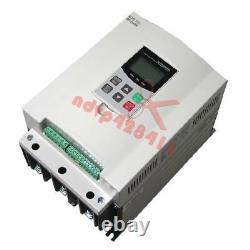 1PCS New CHNT NJR2-30D Soft Starter 30KW 57A