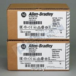 2021 New Sealed Allen Bradley 150-C16NBD /B SMC-3 Soft Starter Late Date 1Yr Wty