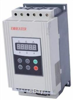 3Phase 37A Motor Soft Starter 400V ±15% 380415V 18Kw hw