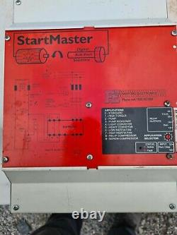 45Kw Motor soft starters Panel / enclosure mounted 146 Amp