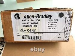 AB Allen Bradley Bulletin 150 Soft Starter 150-C25NBD Series B NEW