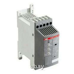 ABB 3 kW Soft Starter, 208 600 V ac, 3 Phase, IP20 1SFA896104R1100