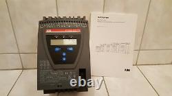 ABB Sanftstarter Soft-Starter // PST60-600-70 // 1SFA894006R7000 / 60A 30/37KW