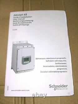ALISTAR 48 ATS48D32Q avviatore progressivo Soft Starter Asynchronous Motor Unit