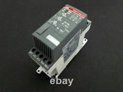 Abb 1sfa896106r1100 Softstarter 12a Psr12-600-11