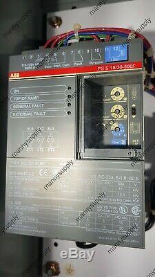 Abb # P18l1-48/5 Soft Starter, New