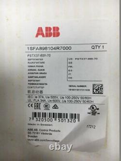 Abb Softstarter (soft Starter) Part # Pstx37-600-70
