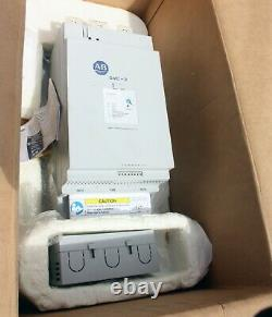 Allen Bradley 150-C108NBD Ser B 3 Smart Soft Starter Controller 125HP 90kW 108A