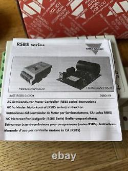 Carlo Gavazzi RSBS2332A2V22C24SM27 Soft Starter 2512020 GDC Group
