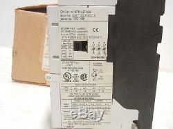 Cutler Hammer S751l27n3s New Non-reversing Soft Starter 27a 600v 25hp S751l27n3s