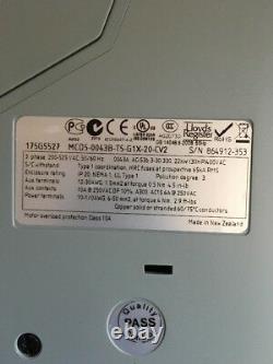 Danfoss Vtl Soft Starter Cat. Mcd5-0043b-t5-g1x-20-cv2 30hp 400vac New