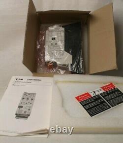 EATON Cutler-Hammer S752L04N3S IT 54MM Soft Starter 4.4A 600V 3HP