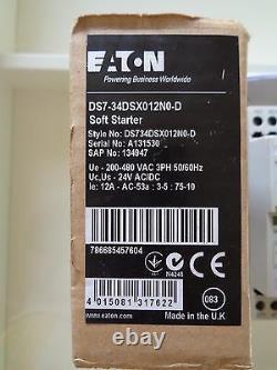 EATON DS7-34DSX012N0-D Soft Starter
