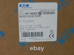 EATON S811+N66N3S Reduced Voltage Soft Starter 3-Phase 66 Full Load Amps
