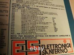 ELETTRONICA SANTERNO SFTM. 310 Circuit W3C Digital soft starter 310A 160KW