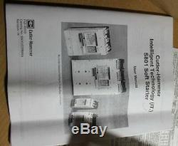 Eaton Cutler Hammer Soft Start S801N37P3S Reduced Voltage Motor Starter