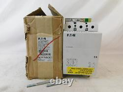 Eaton NSB DS7340SX160N0-N Soft Starter 160A 480VAC 50/60Hz 3 Ph 125 HP
