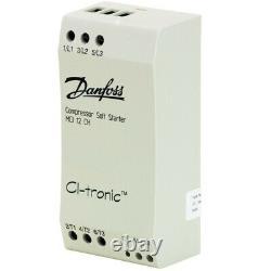 Electronic soft starter, MCI 15CH, Danfoss, 037N0096, Controller