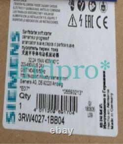 For 3RW4027-1BB04 soft starter 3RW40271BB04