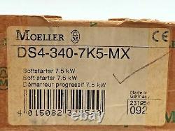 Moeller DS4-340-7K5-MX Softstarter 7.5 kW 400V 110-500V Soft Starter