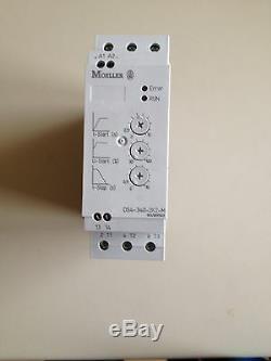 Moeller Sanftstarter Soft-Starter, 2,2KW, 110-500V/AC, 24V/DC, DS4-340-2K2-M, NEU, OVP