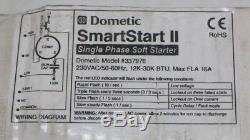 NEW Dometic SmartStart II Single Phase Soft Starter Marine AC 4220043 / 337976