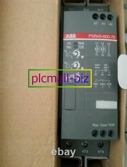 New ABB soft starter PSR45-600-70 fast shipping DHLzc