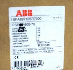 New Abb 1sfa897105r7000 Softstarter Drive Pse-25-600-70 Pse2560070