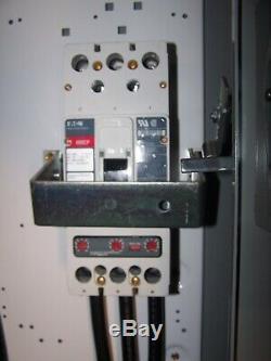 New Eaton 200 HP 250 Amp Combo Soft Start Controller S811+t24n3s Hmcp250w5c