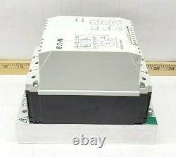 New Eaton Moeller 30 HP Soft Starter 200-460 Vac 3 Ph 24 VDC Ds6-340-22k-mx