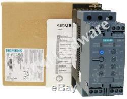 New Siemens 3RW4037-1BB04 3RW4 037-1BB04 SIRIUS Soft Starter Size S2 63A