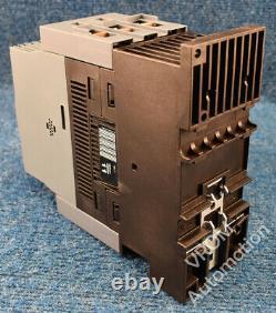 New Siemens 3RW4047-1BB04 SIRIUS SOFT STARTER 400V to 575V 55HP to 75HP