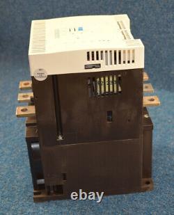 New Siemens 3RW4074-6BB45 SOFT STARTER 230VAC Input 248A 200HP/250HP 460V/575V