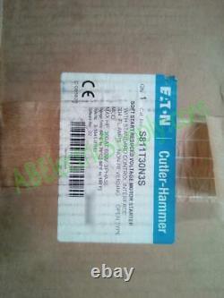 New Surplus Open Eaton Cutler-Hammer S811 Soft Starters S811T30N3S