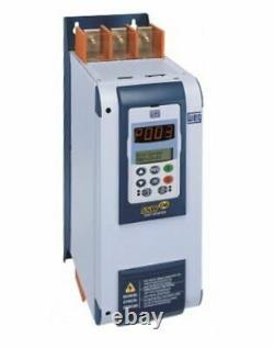 New, Weg, Ssw060060t2257esz, Soft Starter, 20hp, 60amp, 3 Phase, 230 Vac