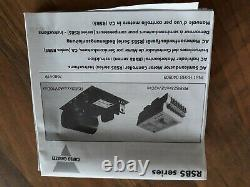 Nibe heat pump softstarter starting module 32amp