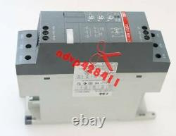 ONE NEW ABB PSR37-600-11 Soft Starter 18.5kw 37A 24 VAC/ DC