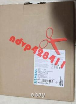 ONE New SIEMENS soft starter 3RW3046-1BB14 45KW