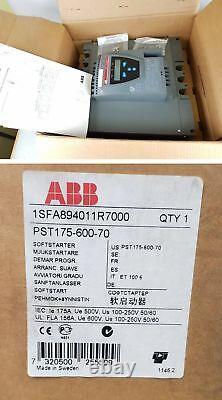 PP4166 Softstarter ABB PST175-600-70 1SFA894011R7000 ovp