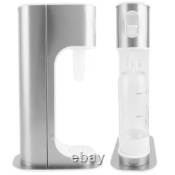 Pro Manual Jet Starter Pack Home Soft Fizzy Drink Sparkling Maker Soda Stream
