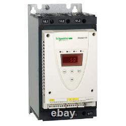 SCHNEIDER ELECTRIC ATS22D88S6U Soft Start, 208-600VAC, 88A, 3 Phase