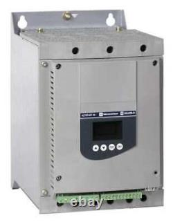 SCHNEIDER ELECTRIC ATS48D22Y Soft Start, 208-690VAC, 22A