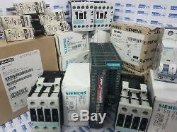 SIEMENS 3RW3027-1BB04 SIRIUS SOFT STARTER 32A 15KWith400V 200-480V AC 24V AC/DC