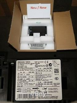 SIEMENS 3RW4424-1BC34 sanftstarter soft starter 22 kw