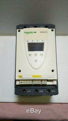 Schneider Electric Digital Soft Starter, ATS22D62Q, Altistart 22, SE Korea