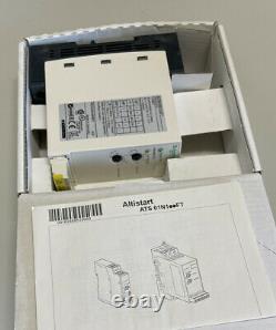 Schneider Electric / Soft Starter Sanftanlasser / ATS01N112FT
