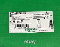 Schneider Electric / Soft Starter Sanftanlasser / ATS01N222QN