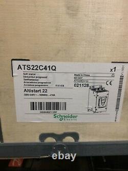 Schneider Soft Starter 410 Amps