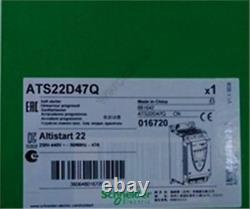 Schneider Soft Starter ATS22D47Q Brand New ri