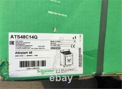 Schneider Soft Starter ATS48C14Q Brand New pg
